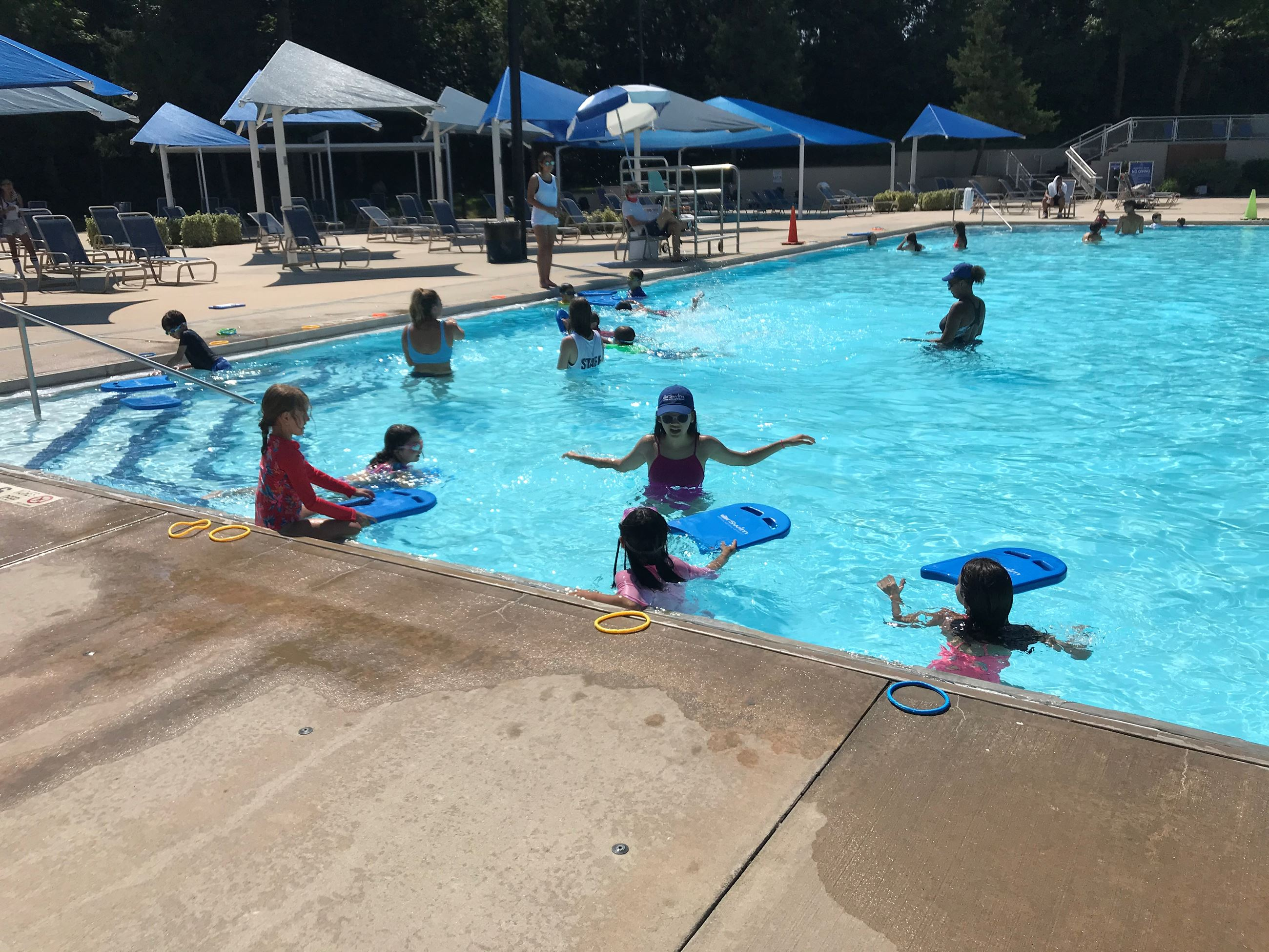 Swim Camp Photo 2