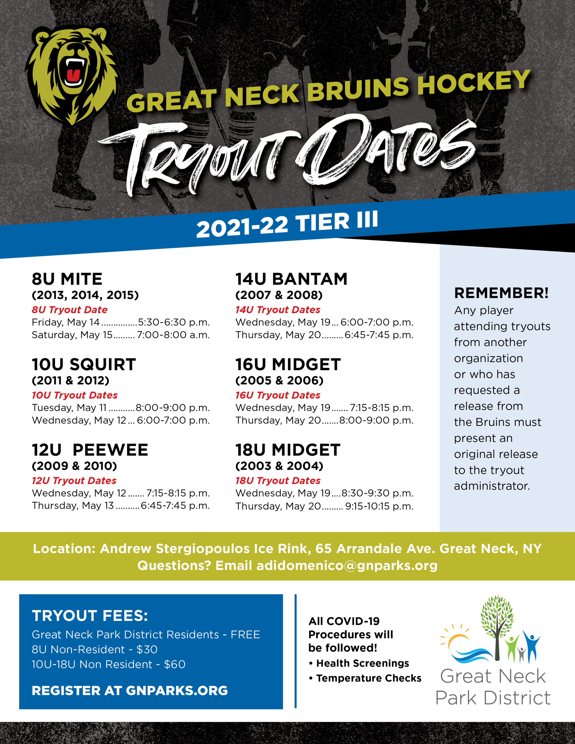 Bruins Tryout Flyer 2021 ADDED DATE (FINAL)