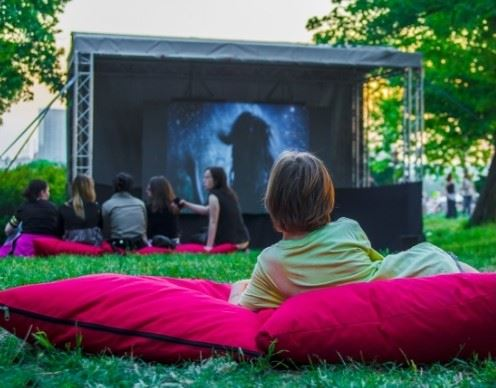 Outdoor movies 2021